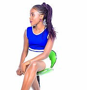 Scovia wangoi ( Ethel) is a Kenyan freelance and photogenic radiant model based in Eldoret. Her work experience includes photoshoot with var