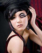 Sea Jae photographer. Work by photographer Sea Jae demonstrating Portrait Photography.Portrait Photography,Beauty Makeup Photo #61069