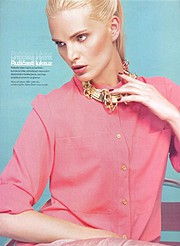 Select Belgrade modeling agency. Women Casting by Select Belgrade.Women Casting Photo #119548