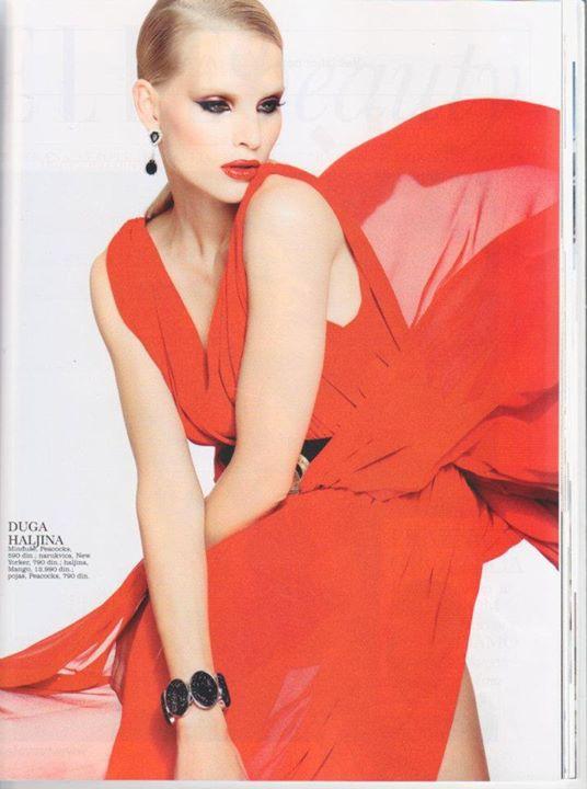 Select Belgrade modeling agency. Women Casting by Select Belgrade.Women Casting Photo #119557