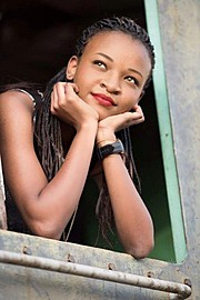 Selma Andrew is a model based in Nairobi. Selma is 5'6 and speaks English, Swahili and German. Her interest include dancing, music, writing,