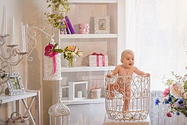 Sergey Bolomsa photographer (Сергей Боломса фотограф). Work by photographer Sergey Bolomsa demonstrating Baby Photography.Baby Photography Photo #73996