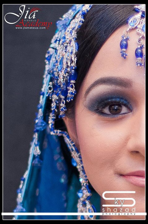 Shama Malik Makeup Artist on Modelisto