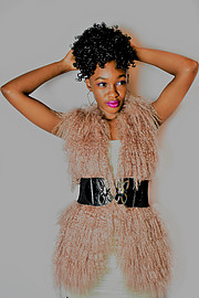 A professional fashion model who has passion for modeling and is available for printmedia and commercial modeling. Modeling is Shandy Bob's
