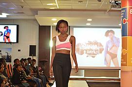 Shann Madge model. Photoshoot of model Shann Madge demonstrating Runway Modeling.Runway Modeling Photo #184434