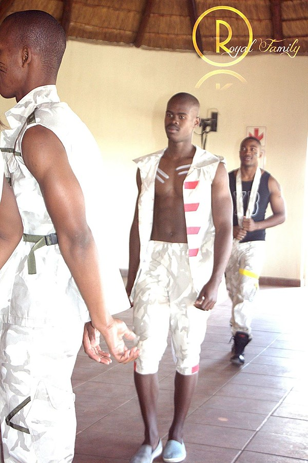Shanoon Letago Mabunda Fashion Designer
