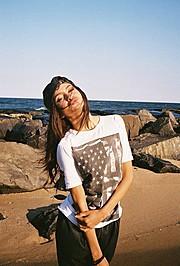 Shari Abdul model & actress. Photoshoot of model Shari Abdul demonstrating Fashion Modeling.Fashion Modeling Photo #95357