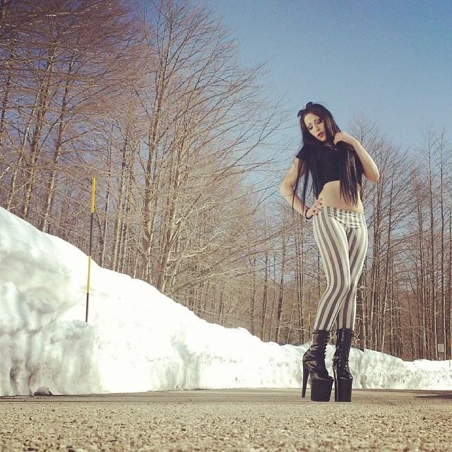 Sharin Mason Lavey model (modella). Photoshoot of model Sharin Mason Lavey demonstrating Fashion Modeling.Fashion Modeling Photo #92604