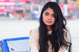 Sharmin Sheela Model
