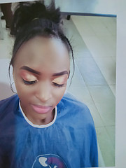 Sharon Khavugwi Makeup Artist