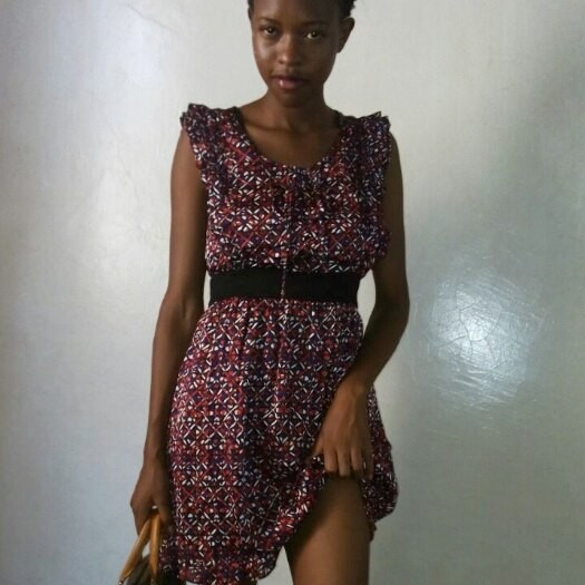 Sheila Orwa model. Modeling work by model Sheila Orwa. Photo #183117