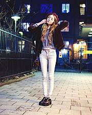 Shelley Mulshine model. Photoshoot of model Shelley Mulshine demonstrating Fashion Modeling.Fashion Modeling Photo #113026