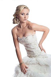 Sherie Marie Wilcox beauty therapist & model. Photoshoot of model Sherie Marie Wilcox demonstrating Fashion Modeling.Fashion Modeling Photo #92856