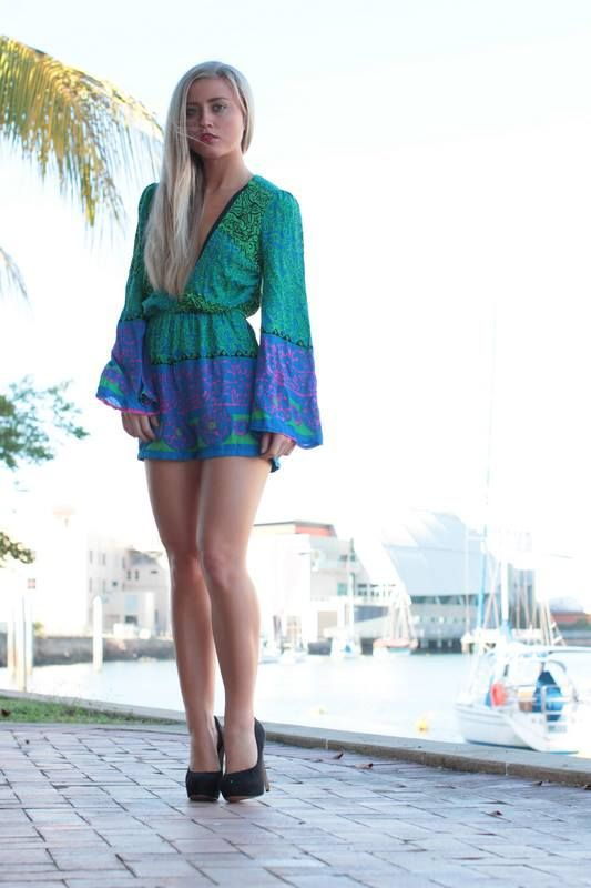 Sherie Marie Wilcox beauty therapist & model. Photoshoot of model Sherie Marie Wilcox demonstrating Fashion Modeling.Fashion Modeling Photo #92854