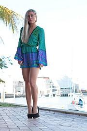 Sherie Marie Wilcox beauty therapist & model. Photoshoot of model Sherie Marie Wilcox demonstrating Fashion Modeling.Fashion Modeling Photo #92857