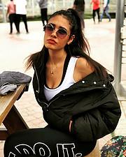 Sherine Else model. Modeling work by model Sherine Else. Photo #205944