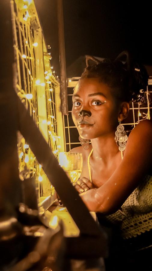 Shirlyn Macharia Model