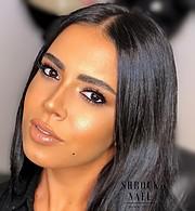 Shrouk Nael makeup artist. Work by makeup artist Shrouk Nael demonstrating Beauty Makeup.Beauty Makeup Photo #214545