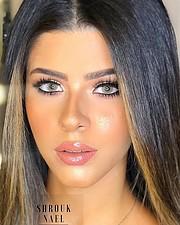 Shrouk Nael makeup artist. Work by makeup artist Shrouk Nael demonstrating Beauty Makeup.Beauty Makeup Photo #214548
