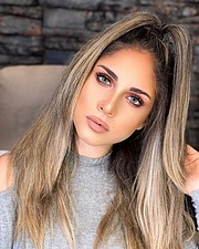 Shrouk Nael is a professional makeup artist certificated by Samer Khouzami. Shrouk is also a beauty blogger and image consultant. Her work i