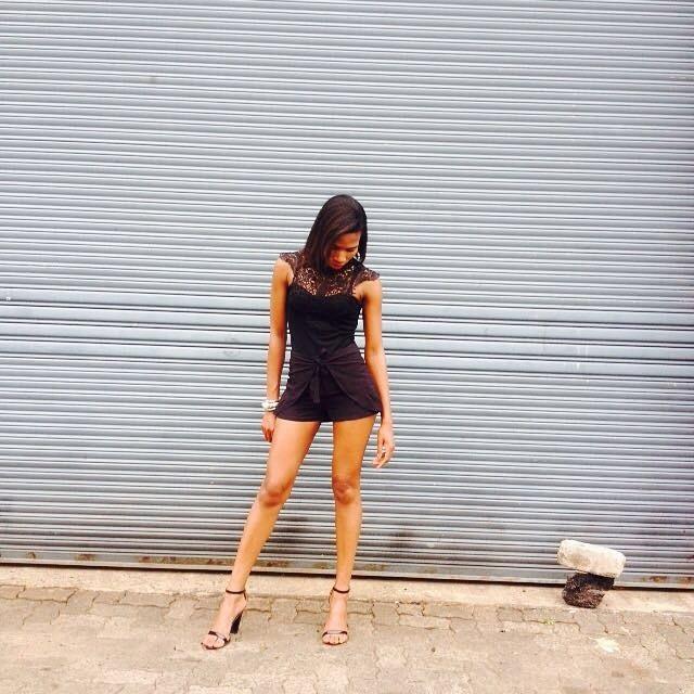 Simangele Angel Msibi Model