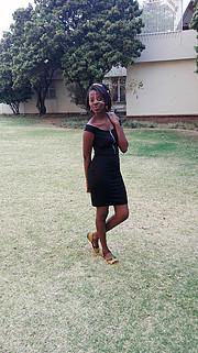 Sinenhlanhla Nkosi model. Photoshoot of model Sinenhlanhla Nkosi demonstrating Fashion Modeling.my friendFashion Modeling Photo #194722