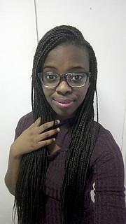 Sinenhlanhla Nkosi model. Photoshoot of model Sinenhlanhla Nkosi demonstrating Face Modeling.MyselfFace Modeling Photo #194723