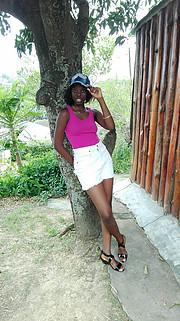 Sinenhlanhla Nkosi model. Photoshoot of model Sinenhlanhla Nkosi demonstrating Fashion Modeling.My sisterFashion Modeling Photo #194726