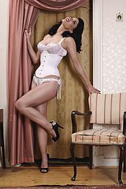 Sini Ariell model. Photoshoot of model Sini Ariell demonstrating Fashion Modeling.Fashion Modeling Photo #112464