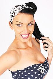 Sini Ariell model. Modeling work by model Sini Ariell. Photo #112466