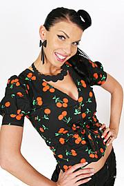 Sini Ariell model. Photoshoot of model Sini Ariell demonstrating Fashion Modeling.Fashion Modeling Photo #112467