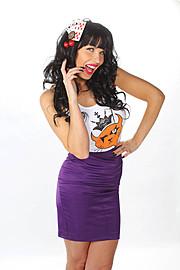 Sini Ariell model. Photoshoot of model Sini Ariell demonstrating Fashion Modeling.Fashion Modeling Photo #112470