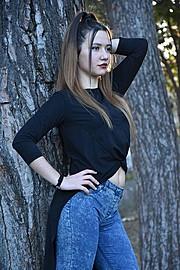 Sissy Vagena model (μοντέλο). Photoshoot of model Sissy Vagena demonstrating Fashion Modeling.Fashion Modeling Photo #175128