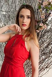 Sno Valeriia model. Photoshoot of model Sno Valeriia demonstrating Face Modeling.Face Modeling Photo #169899