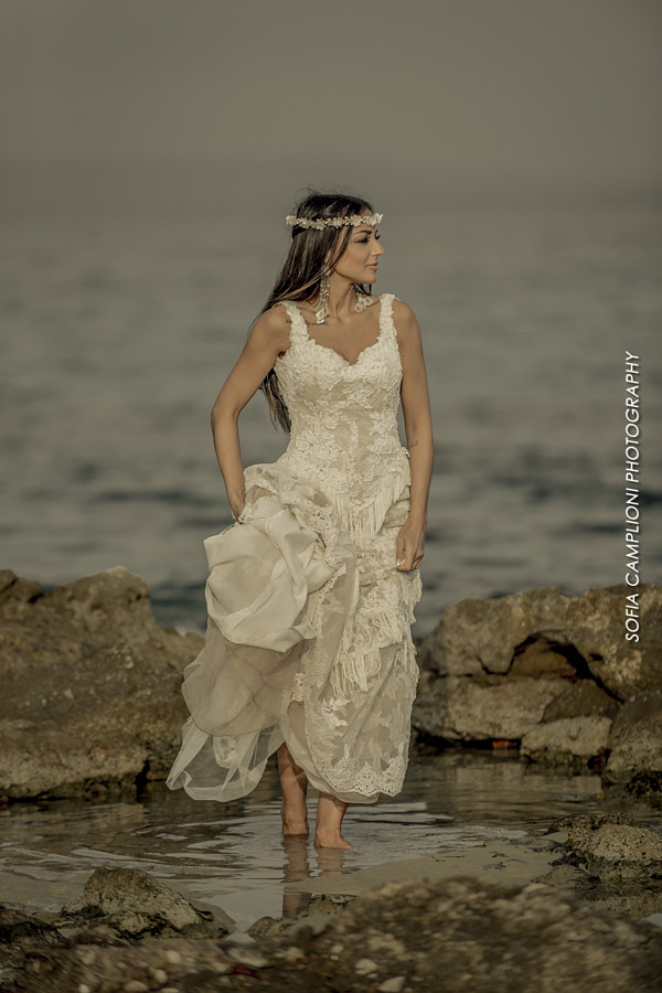 Sofia Camplioni photographer (Σοφία Καμπλιώνη φωτογράφος). Work by photographer Sofia Camplioni demonstrating Wedding Photography.Wedding Photography Photo #231270