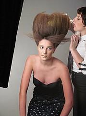 Sofia Pastro hair stylist. hair by hair stylist Sofia Pastro. Photo #59792