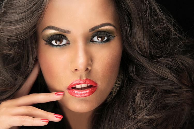 Sofia Skvortsova model. Photoshoot of model Sofia Skvortsova demonstrating Face Modeling.Face Modeling Photo #55193
