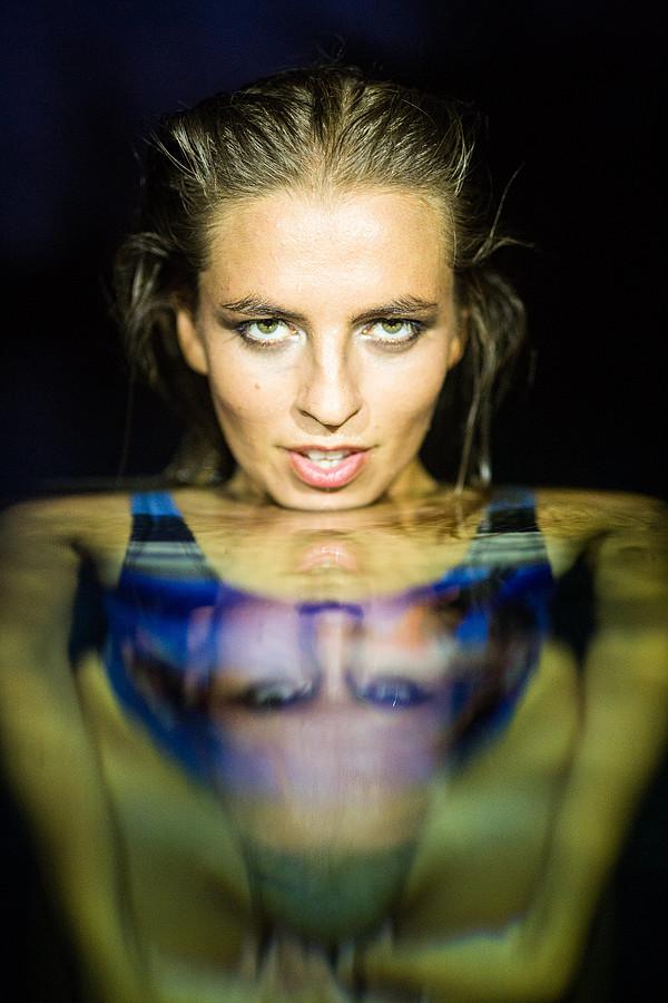 Sofia Zakharova model. Photoshoot of model Sofia Zakharova demonstrating Face Modeling.Face Modeling Photo #176592
