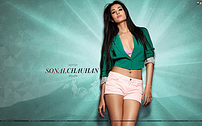 Sonal Chauhan model & actress. Photoshoot of model Sonal Chauhan demonstrating Fashion Modeling.Fashion Modeling Photo #123015