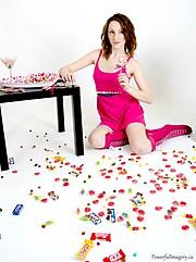 Sondra Jones model. Photoshoot of model Sondra Jones demonstrating Fashion Modeling.Fashion Modeling Photo #91369