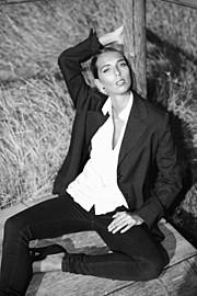 Sonia Costantini model (modella). Photoshoot of model Sonia Costantini demonstrating Fashion Modeling.Fashion Modeling Photo #186149
