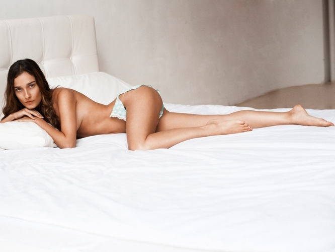 Sophie Ka Sofika model (модель). Photoshoot of model Sophie Ka Sofika demonstrating Body Modeling.Body Modeling Photo #101192