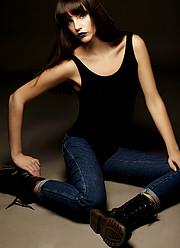 Spyridoula Valasiadou model (μοντέλο). Photoshoot of model Spyridoula Valasiadou demonstrating Fashion Modeling.Fashion Modeling Photo #220834