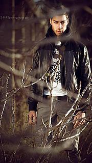 Spyros Papakonstantinou model (μοντέλο). Photoshoot of model Spyros Papakonstantinou demonstrating Fashion Modeling.Fashion Modeling Photo #119705