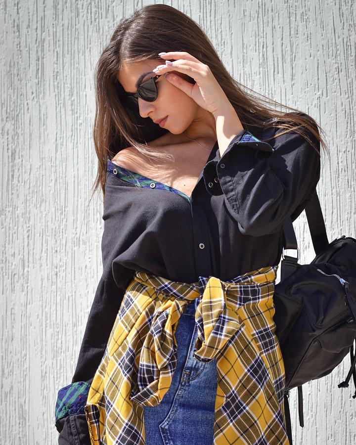 Stefani Charalambous Model