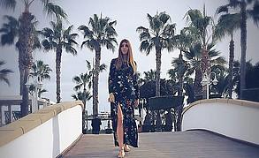 Stefani Melidou model. Photoshoot of model Stefani Melidou demonstrating Fashion Modeling.Fashion Modeling Photo #186209