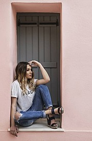Stela Alusi photographer (Στέλα Αλούση φωτογράφος). Work by photographer Stela Alusi demonstrating Fashion Photography.Fashion Photography Photo #181544