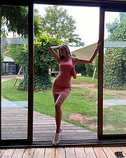 Stelina Zgourati model (μοντέλο). Photoshoot of model Stelina Zgourati demonstrating Fashion Modeling.Fashion Modeling Photo #230680