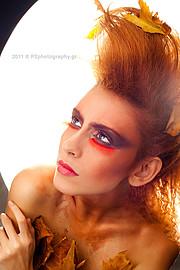 Όταν η αγάπη για το μακιγιάζ συνδυάζεται με τη σωστή τεχνική και τη φαντασία το αποτέλεσμα δίνει τη λάμψη της πολυτέλειας στις πιο όμορφες σ