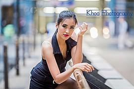 Stephanie Pham model actress. Modeling work by model Stephanie Pham. Photo #71377